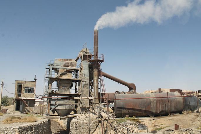 فعالیت کلیه کارگاههای فرآوری شن و ماسه و کارخانجات آسفالت شهرستان ارومیه تا عادی شدن وضعیت هوای ارومیه ممنوع می باشد