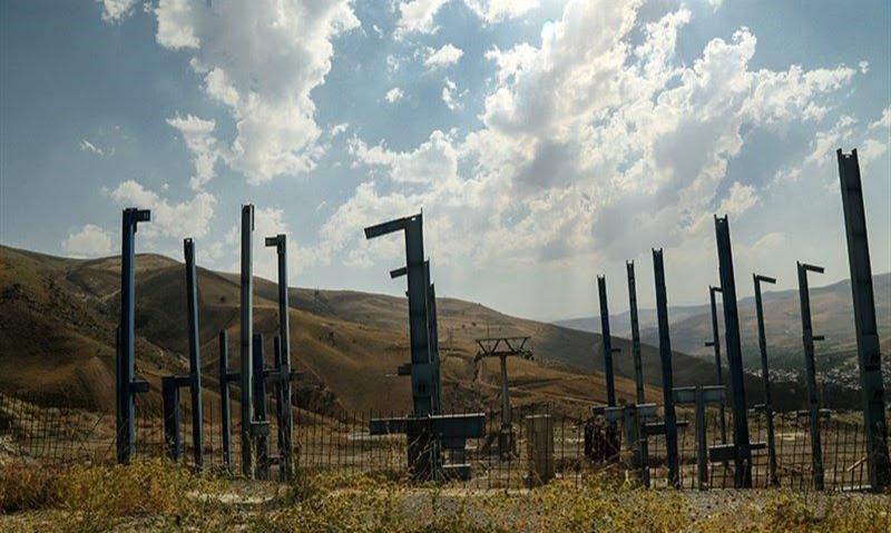 طولانی ترین تله کابین خاورمیانه در ارومیه در گرداب بلاتکلیفی!
