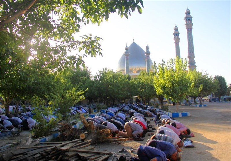 نماز عید فطر در مساجد استان با رعایت شرایط بهداشتی و فاصله گذاری اجتماعی برگزار می شود