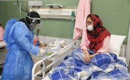 بستری بی سابقه بیماران مبتلا به کرونا در استان