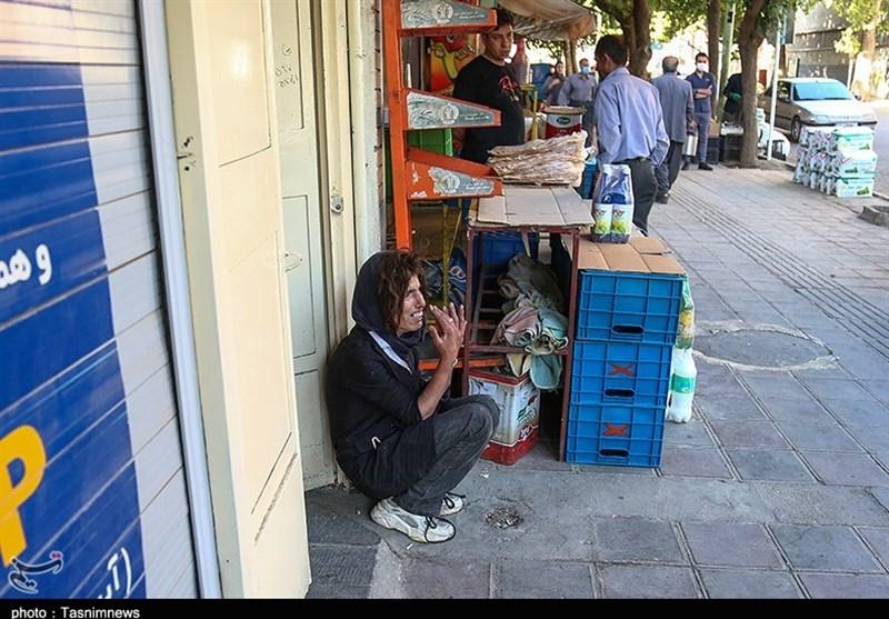 """جولان معتادان در سطح شهر ارومیه/ """"بهزیستی میتواند هزینه ۴درصد معتادان را پوشش دهد"""""""