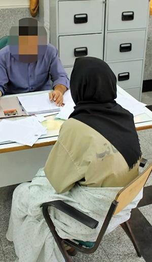 عروس انتقامجو در ارومیه دستگیر شد