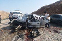 تلفات جادهای رو به افزایش است ؛ مرگ بیش از۶۰۰ نفر تصادفات رانندگی در آذربایجان غربی