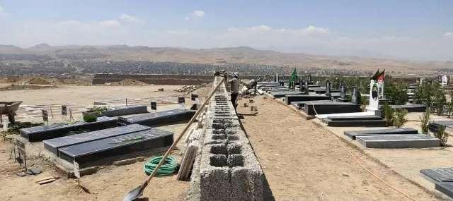 انحراف قبله ٣٦٠٠ قبر در باغ رضوان ارومیه/۳۰ میلیارد تومان خسارت این اشتباه!