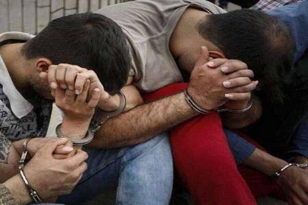 دستگیری سارقان میلیاردی طلا وجواهرات درارومیه