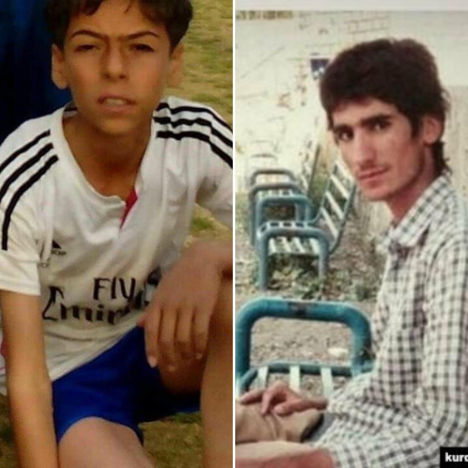 """سفر بیبازگشت ۲ برادر کولبر از""""ژالانه"""" کردستان/ پدر کولبرها: بی پولی این بلا را سرما آورد"""