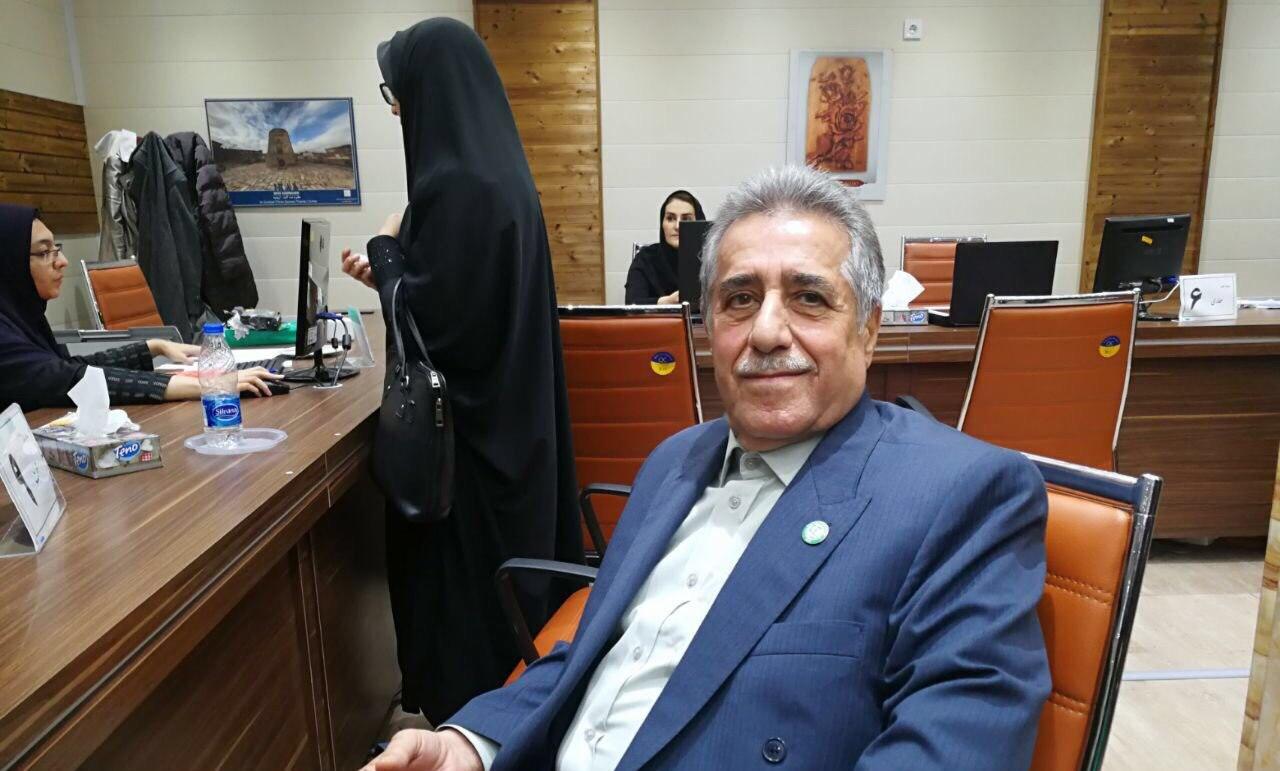 سيدفتاح حسينى اولین انصرافی خانه ملت در ارومیه