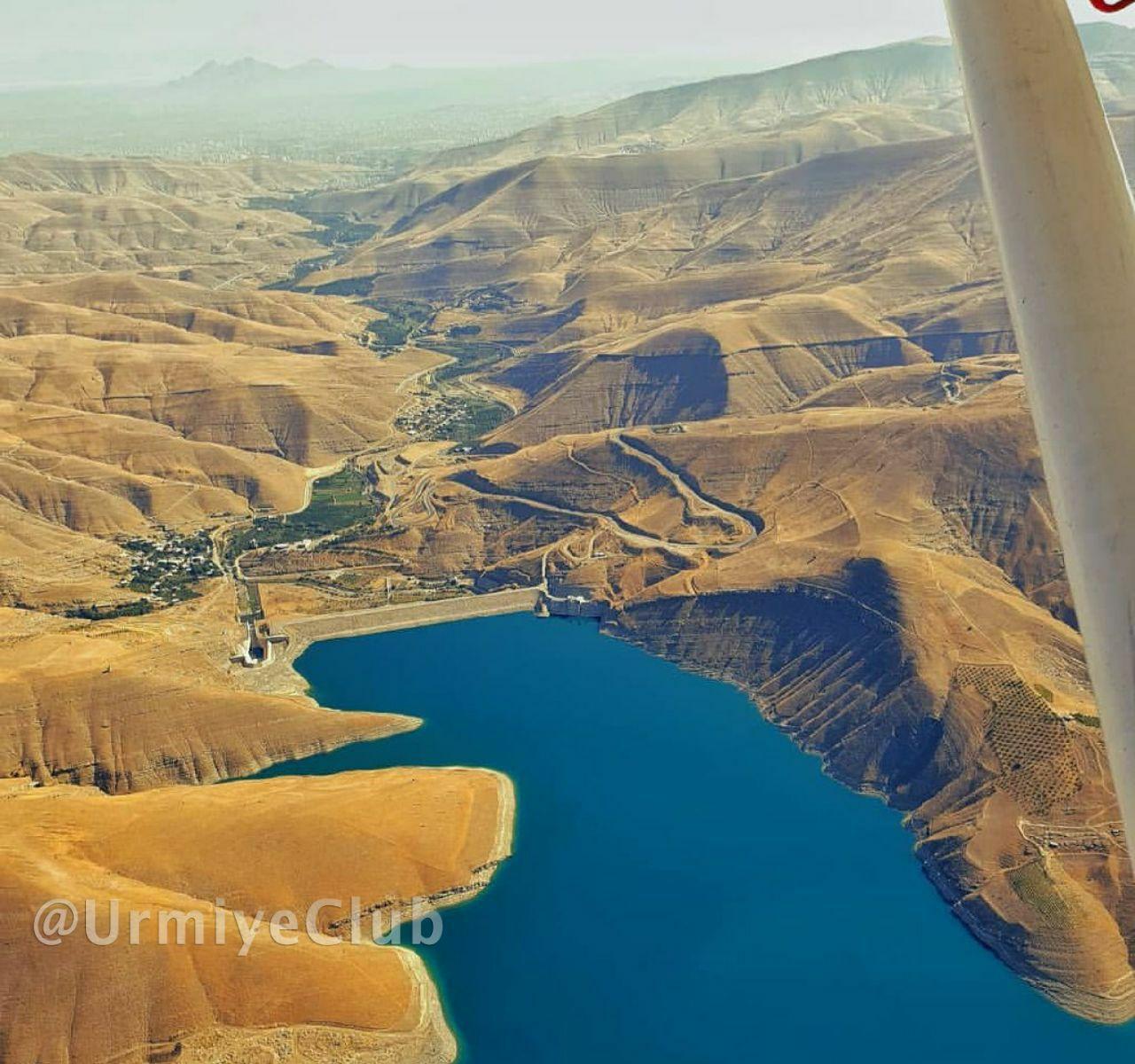 آب ۲ سد بزرگ آذربایجانغربی به سمت دریاچه ارومیه رها میشود