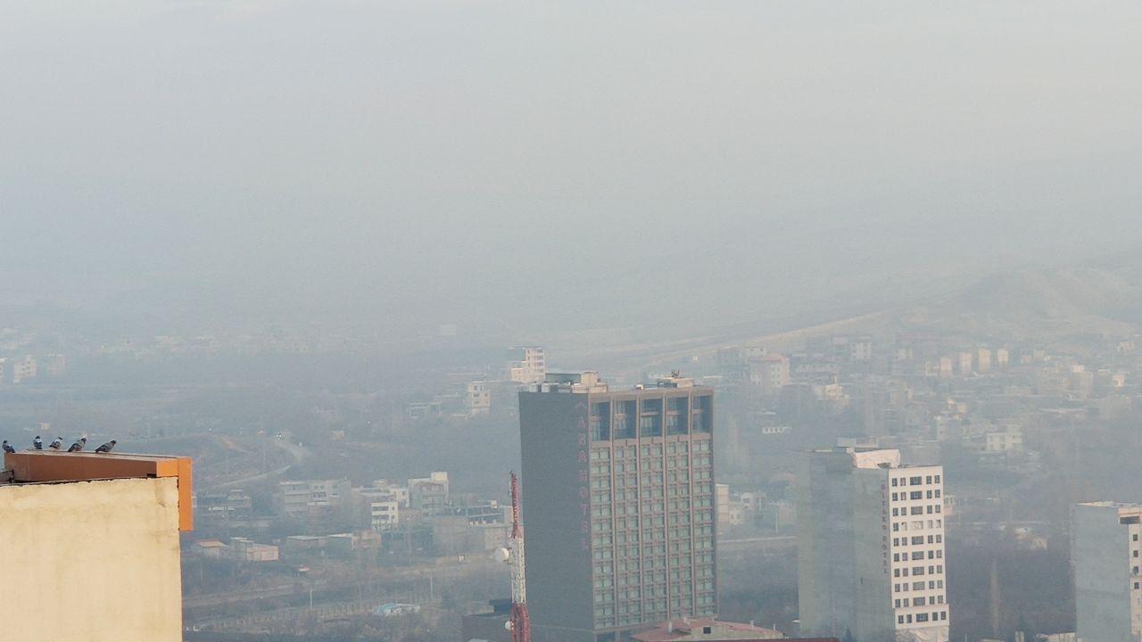 ۷۰ درصد آلایندگی هوای ارومیه مربوط به خودروها است