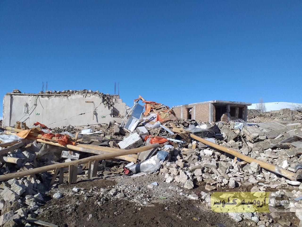 هزاران زلزلهزده قطور خوی قربانی کرونای بیتفاوتی رسانهای!