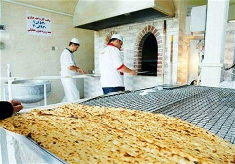 🔺نرخ انواع نان در ارومیه افزایش نمی یابد/با متخلفان برخورد می شود