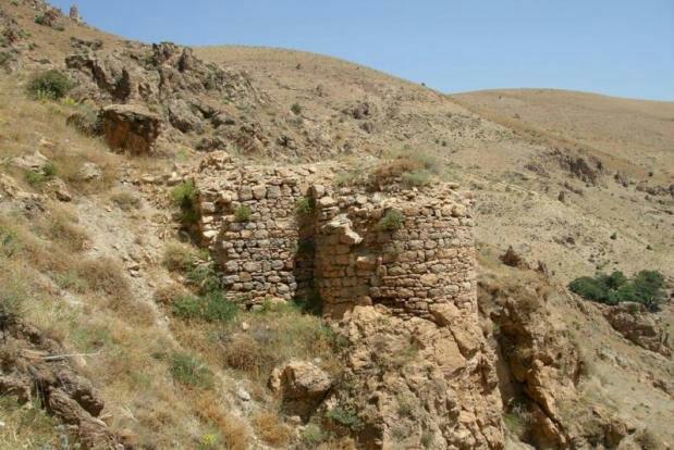 🔺برده سور» قلعهای از دوران صفویه در ارومیه
