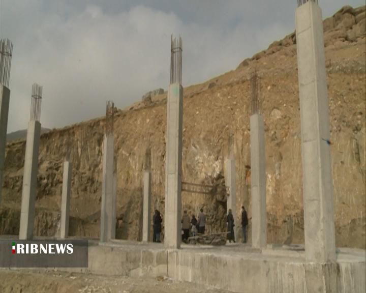احداث اولین غار نمکی دست کن کشور در تفرجگاه بند ارومیه